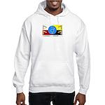 Humanbeingflag Hooded Sweatshirt
