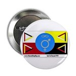 """Humanbeingflag 2.25"""" Button (10 pack)"""