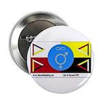 "Humanbeingflag 2.25"" Button"