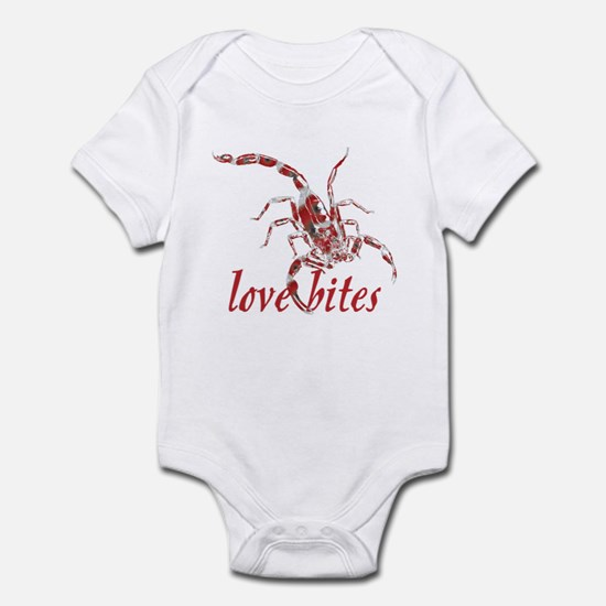 Love Bites Scorpion Infant Bodysuit