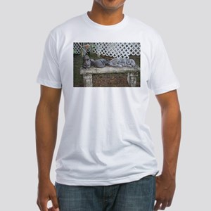 Stone Bench Fitted T-Shirt