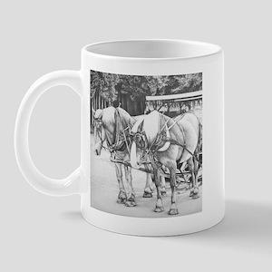 Horse Drawing Mug