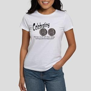 55 Birthday Whippersnapper Women's T-Shirt