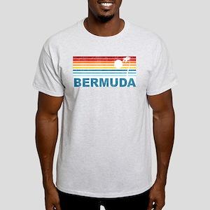 Palm Tree Bermuda Light T-Shirt