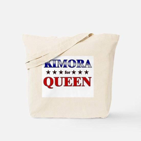 KIMORA for queen Tote Bag