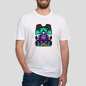 Sun Beaver Fitted T-Shirt