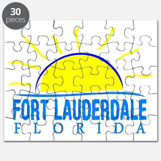 Unique South florida bulls Puzzle
