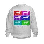 Animation Kids Sweatshirt