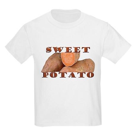 Sweet Potato Kids Light T-Shirt