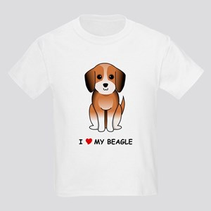 Beagle Kids Light T-Shirt