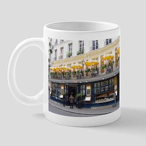 French Restaurant Mug