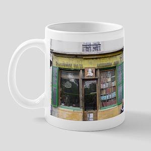 French Bookstore Mug