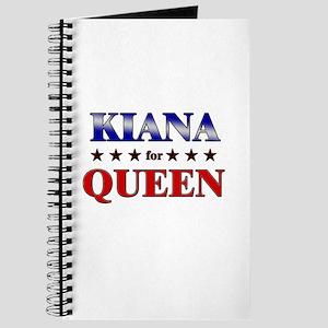 KIANA for queen Journal