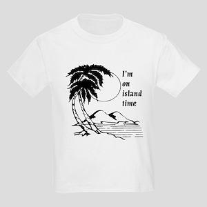 On Island Time Kids Light T-Shirt