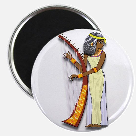 Harpist Magnet