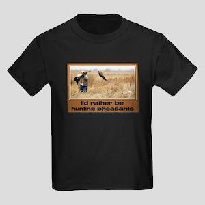 One Of The Boys Kids Dark T-Shirt