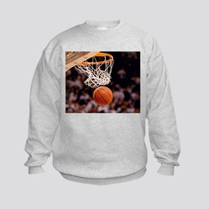 Basketball Scoring Sweatshirt