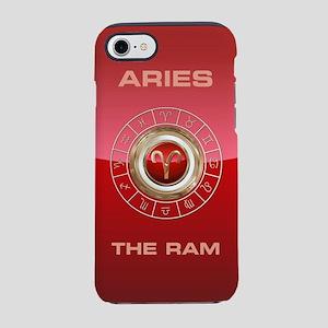 Aries Zodiac Sign iPhone 8/7 Tough Case