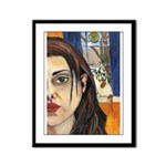 '701 Keasbey St., Apt. C' Framed Panel Print