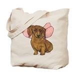 Dachshund Fairy Tote Bag
