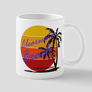 Florida - Clearwater Beach Mugs