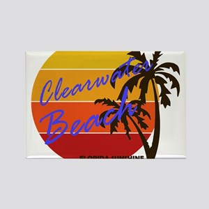 Florida - Clearwater Beach Magnets