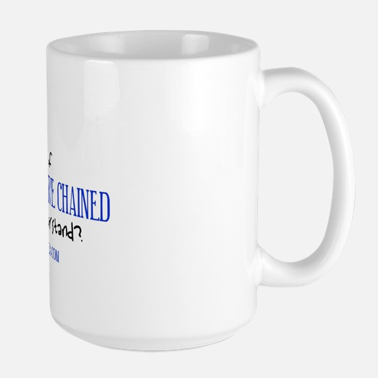 Which Part Don't You Understa Large Mug