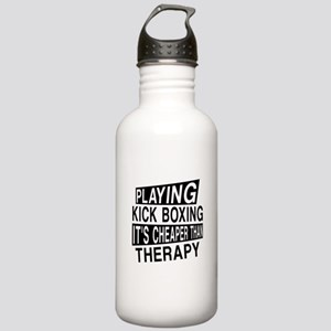 Awesome Kick Boxing Pl Stainless Water Bottle 1.0L