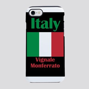 Vignale Monferrato Italy iPhone 8/7 Tough Case