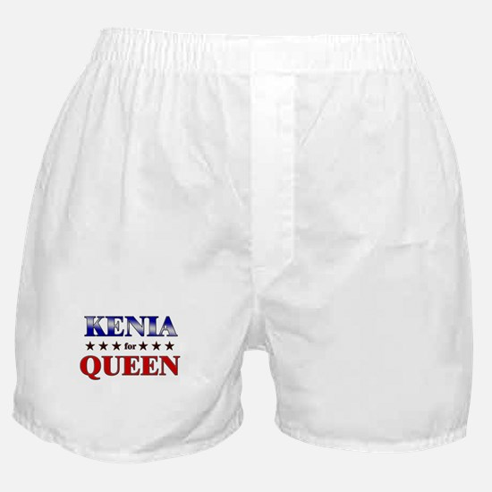 KENIA for queen Boxer Shorts