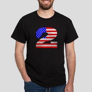 Flag2 White T-Shirt