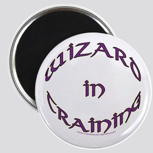 Wizard in training Magnet