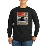 HOTRODZ Long Sleeve Dark T-Shirt