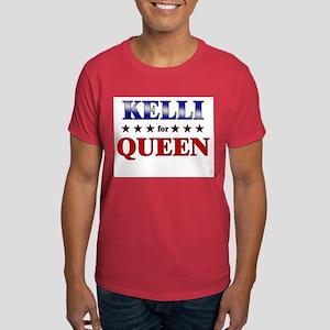 KELLI for queen Dark T-Shirt
