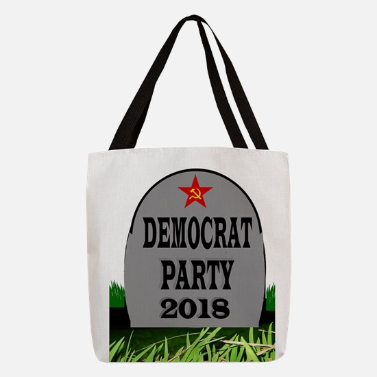 MAKE AMERICA GREAT Polyester Tote Bag