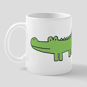 """allie gator"" Mug"