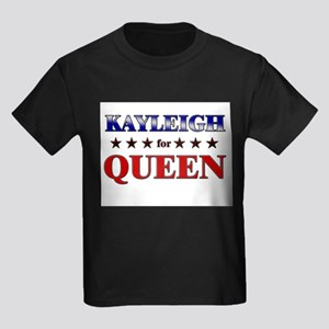 KAYLEIGH for queen Kids Dark T-Shirt