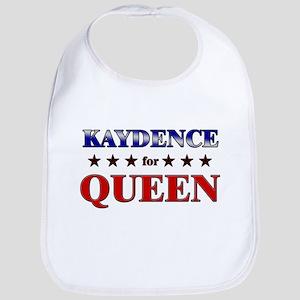 KAYDENCE for queen Bib