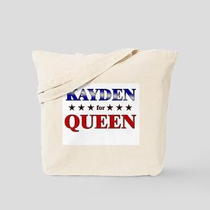 KAYDEN for queen Tote Bag