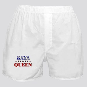 KAYA for queen Boxer Shorts
