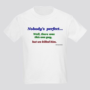 Quotes Kids Light T-Shirt