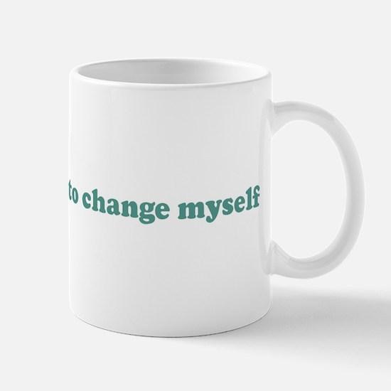 I have the power to change my Mug