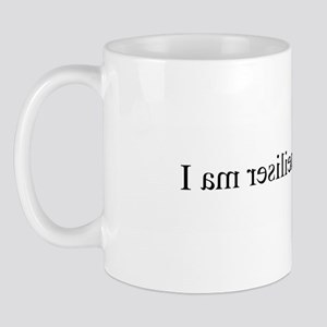 I am resilient and strong (mi Mug