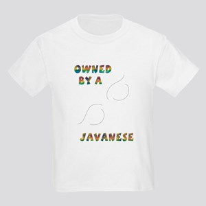 Owned by a Javanese Kids T-Shirt