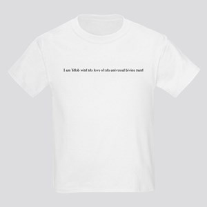 I am filled with the love of  Kids Light T-Shirt