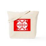 Hawaiian Quilt Tote Bag