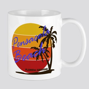 Florida - Pensacola Beach Mugs