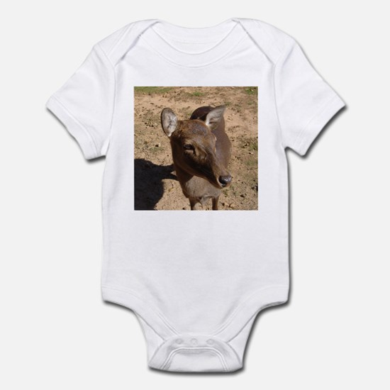 fallow 2 Infant Bodysuit