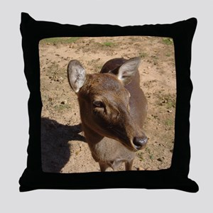 fallow 2 Throw Pillow