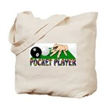 Pocket Player Tote Bag
